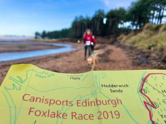 Cani-Sports Edinburgh Foxlake Race 2019