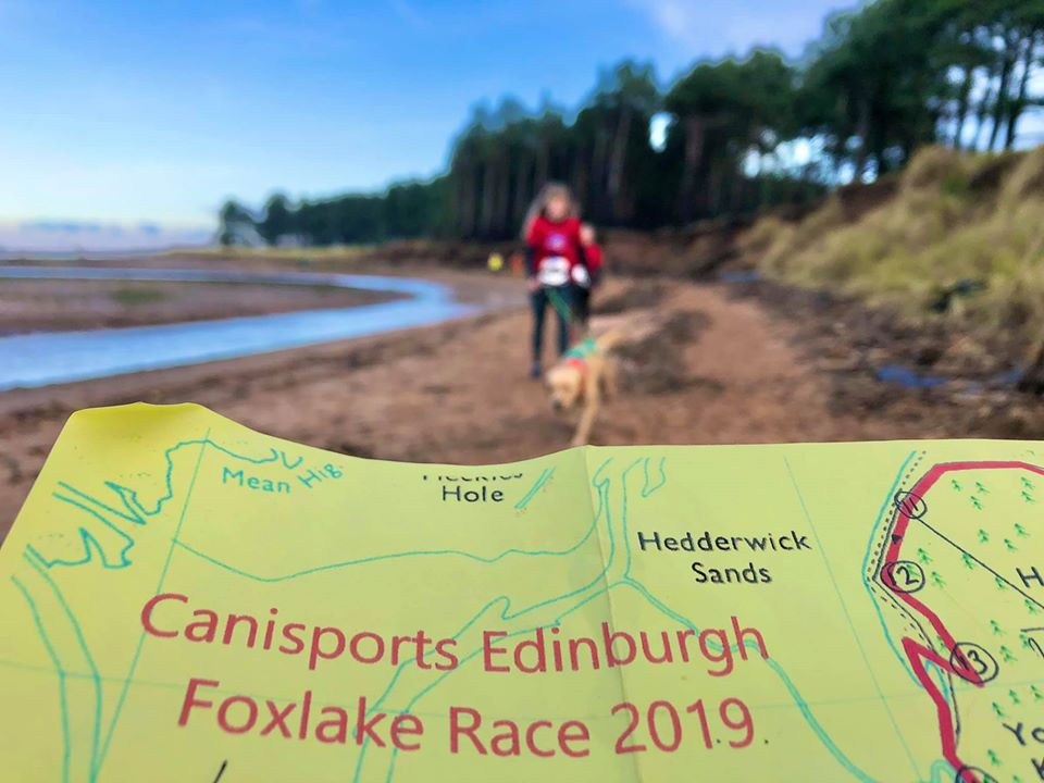 Cani-Sports Edinburgh Foxlake Race 2019