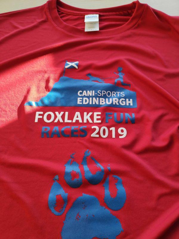 CSE Foxlake t-shirt